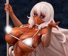 Anette by Nagisa (Original Character) Next-door- Neighbor Series PVC-Statue 1/6 28cm Rocket Boy