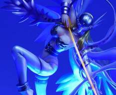 Angewomon Holy Arrow Version Deluxe (Digimon) G.E.M. PVC-Statue 27cm Megahouse