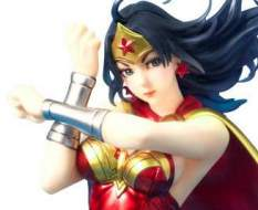 Armored Wonder Woman 2nd Edition Bishoujo (DC Comics) PVC-Statue 1/7 24cm Kotobukiya