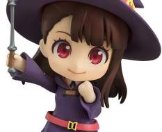 Atsuko Kagari (Little Witch Academia) Nendoroid 747 Actionfigur 10cm Good Smile Company -NEUAUFLAGE-