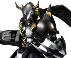 Black Wargreymon (Digimon Adventure) G.E.M. PVC-Statue 25cm Megahouse