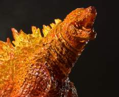 Burning Godzilla (Godzilla: King of the Monsters) S.H. MonsterArts-Actionfigur 16cm Bandai Tamashii Nations