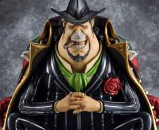 Capone Gang Bege (One Piece) Excellent Model P.O.P. S.O.C. PVC-Statue 1/8 14cm Megahouse