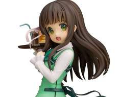 Chiya Cafe Style (Is the Order a Rabbit) PVC-Statue 1/7 21cm PLUM