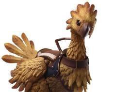 Chocobo (Final Fantasy 11) Bring Arts Actionfigur 18cm Square Enix