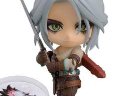 Ciri heo Exclusive (The Witcher 3) Nendoroid 1108 Actionfigur 10cm Good Smile Company