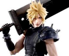 Cloud Strife Version 2 (Final Fantasy 7 Remake) Play Arts Kai Actionfigur 27cm Square Enix