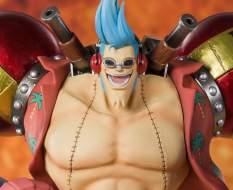 Cyborg Franky (One Piece) FiguartsZERO PVC-Statue 20cm Bandai Tamashii Nations