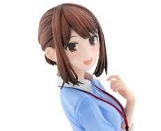Douki-chan Limited Smile Version (Senpai Is Mine - Ganbare Douki-chan) PVC-Statue 22cm Union Creative