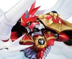 Dukemon Crimson Mode (Digimon Tamers) G.E.M. PVC-Statue 18cm Megahouse