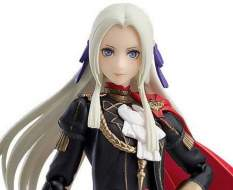 Edelgard von Hresvelg (Fire Emblem Three Houses) Figma 461 Actionfigur 14cm Good Smile Company