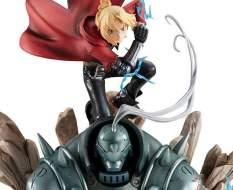 Edward & Alphonse Elric Brothers (Fullmetal Alchemist) Precious G.E.M. PVC-Statue 30cm Megahouse