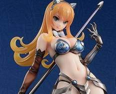 Elina Swift Tracker (Queen´s Blade) PVC-Statue 1/7 24cm Amakuni