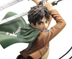 Eren Yeager Renewal Package Version (Attack on Titan) ARTFXJ PVC-Statue 1/8 26cm Kotobukiya