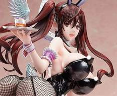 Erika Kuramoto Bunny Version (Original Character by Raita Magical Girls Series) PVC-Statue 1/4 44cm BINDing