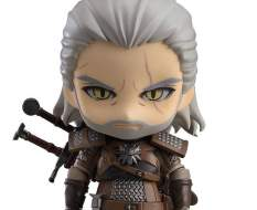 Geralt Exclusive Version (The Witcher 3 Wild Hunt) Nendoroid 907 Actionfigur 10cm Good Smile Company