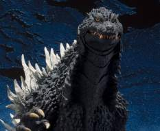 Godzilla 2002 (Godzilla Against Mechagodzilla) S.H. MonsterArts-Actionfigur 15cm Bandai Tamashii Nations