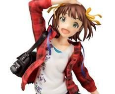 Haruka Amami (The Idolmaster) PVC-Statue 1/8 22cm Phat