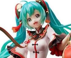 Hatsune Miku 2021 Chinese New Year Version (Vocaloid) PVC-Statue 1/7 25cm FuRyu