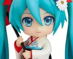 Hatsune Miku Korin Kimono Version (Character Vocal Series) Nendoroid 1427 Actionfigur 10cm Good Smile Company