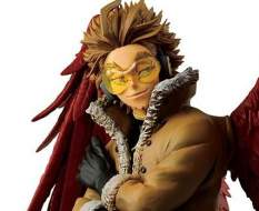 Hawks I'm Ready! (My Hero Academia) Ichibansho PVC-Statue 25cm Bandai