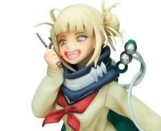 Himiko Toga (My Hero Academia) PVC-Statue 1/8 21cm Bellfine