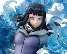 Hinata DX Version (Naruto Shippuden) Naruto Gals PVC-Statue 35cm Megahouse