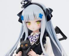 HK416 Gift from The Black Cat Version (Girls Frontline) PVC-Statue 1/7 22cm Hobby Max