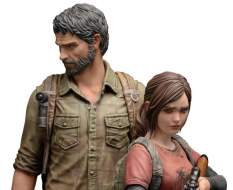 Joel & Ellie (The Last of Us) PVC-Statue 1/9 19/22cm Mamegyorai