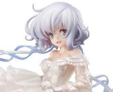 Junko Konno Wedding Dress (Zombie Land Saga Revenge) PVC-Statue 1/7 21cm FuRyu