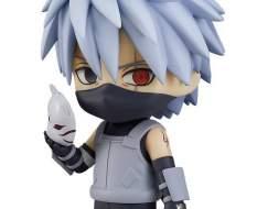 Kakashi Hatake Anbu Black Ops Version (Naruto Shippuden) Nendoroid 1636 Actionfigur 10cm Good Smile Company
