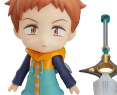 King (The Seven Deadly Sins: Revival of The Commandments) Nendoroid 960 Actionfigur 10cm Good Smile Company