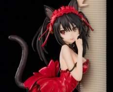 Kurumi Tokisaki Red Cat Version (Date A Live) PVC-Statue 1/7 25cm Kadokawa