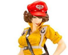 Lady Jaye Canary Ann Color Version Bishoujo (G.I. Joe) PVC-Statue 1/7 23cm Kotobukiya