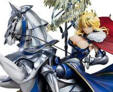 Lancer/Altria Pendragon (Fate/Grand Order) PVC-Statue 1/8 50cm Good Smile Company