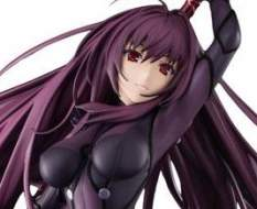Lancer/Scathach (Fate/Grand Order) PVC-Statue 1/7 31cm PLUM