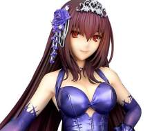 Lancer/Scathach Heroic Spirit Formal Dress Version (Fate/Grand Order) PVC-Statue 1/7 25cm Ques Q