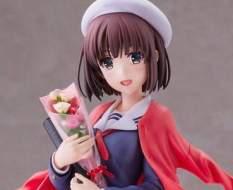 Megumi Kato Graduate Version (Saekano: How to Raise a Boring Girlfriend) PVC-Statue 1/7 25cm Aniplex