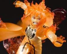 Minato Namikaze Kurama Kizuna Relation (Naruto Shippuden) FiguartsZERO PVC-Statue 22cm Bandai Tamashii Nations
