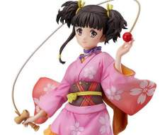 Mumei Yukata Version (Kabaneri of the Iron Fortress) PVC-Statue 1/7 24cm Fine Clover