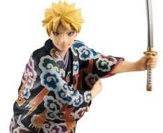 Naruto Uzumaki Kabuki Version (Naruto Shippuden) G.E.M. PVC-Statue 23cm Megahouse