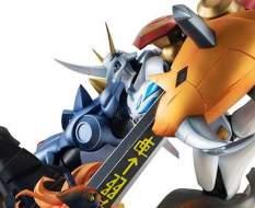 Omegamon vs Diabolomon (Digimon Adventure: Bokura no War Game!) PVC-Statue 34cm Megahouse