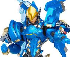 Pharah (Overwatch) Figma 421 Actionfigur 16cm Good Smile Company