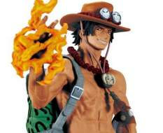 Portgas D. Ace (One Piece) Big Size PVC-Statue 30cm Banpresto