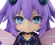 Purple Heart (Hyperdimension Neptunia) Nendoroid 1291 Actionfigur 10cm Good Smile Company