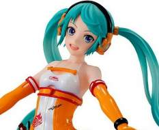 Racing Miku 2010 Version (Hatsune Miku GT Project) POP UP PARADE PVC-Statue 17cm Good Smile Company