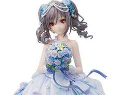 Ranko Kanzaki Unmei no Machibito Version (The Idolmaster Cinderella Girls) PVC-Statue 1/7 24cm Knead