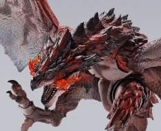Rathalos (Monster Hunter) S.H. MonsterArts-Actionfigur 40cm Bandai Tamashii Nations
