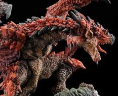 Rathalos Resell Version (Monster Hunter) CFB Creators Model PVC-Statue 21cm Capcom -NEUAUFLAGE-