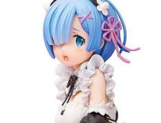 Rem (Re:ZERO Starting Life in Another World) PVC-Statue 1/7 11cm Chara-Ani